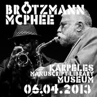 Peter Brotzmann / Joe McPhee