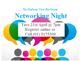 Harbour View Biz Group Networking Night - April 2015