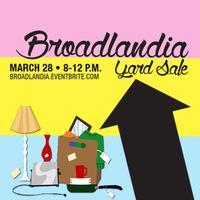 Broadlandia: Nashville's Inaugural City-wide Yard Sale