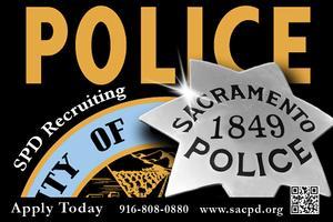 Sacramento Police Hiring Workshop