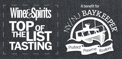 Wine & Spirits Magazine 7th Annual Top of the List...