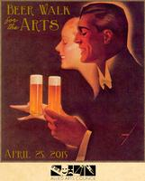2015 Beer Walk for the Arts
