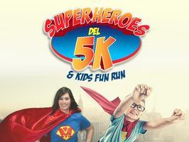 Súper Héroes del 5k, 2da edición