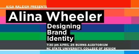 Designing Brand Identity with Alina Wheeler