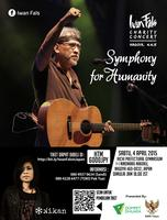 Iwan Fals: Charity Concert in Japan