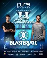 Blasterjaxx at Pure Lounge