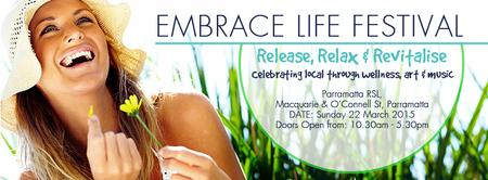 Embrace Life Festival -Parramatta