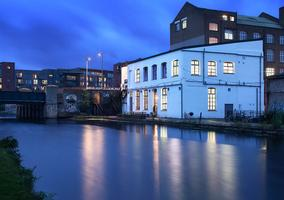AIA UK Building and Brewery Tour - The White Building