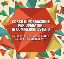 Corso per Operatori in Commercio estero_aprile e...