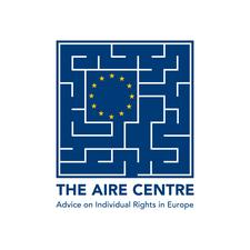 The AIRE Centre logo