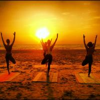 """Breathe life into summer"" - a yoga and life design..."