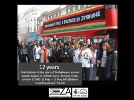 12 Years: Zimbabwe Association Exhibition Launch