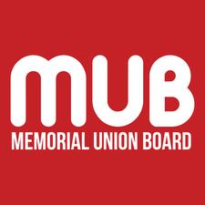 Memorial Union Board logo