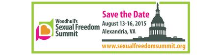 Woodhull's Sexual Freedom Summit 2015