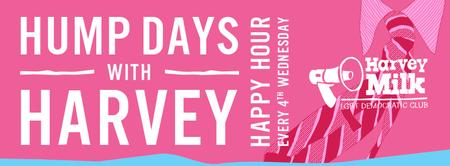 Hump Day with Harvey Happy Hour - Hi Tops Edition