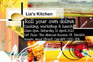 Roll your own dolma