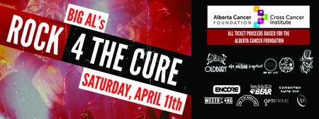 100.3 The BEAR Presents Big Al's ROCK4The Cure Concert