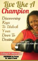 """""""Unleash the Inner Champion"""" Meet the Author Event"""