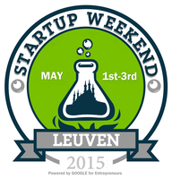 Startup Weekend Leuven May 1st - 3rd, 2015
