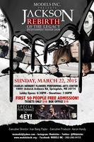 Jackson! REBIRTH -ENT Fashion Show!