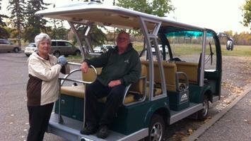 Fish Creek Minibus History Tour
