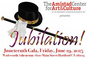 Juneteenth Gala 2015 presented by The Amistad Center...