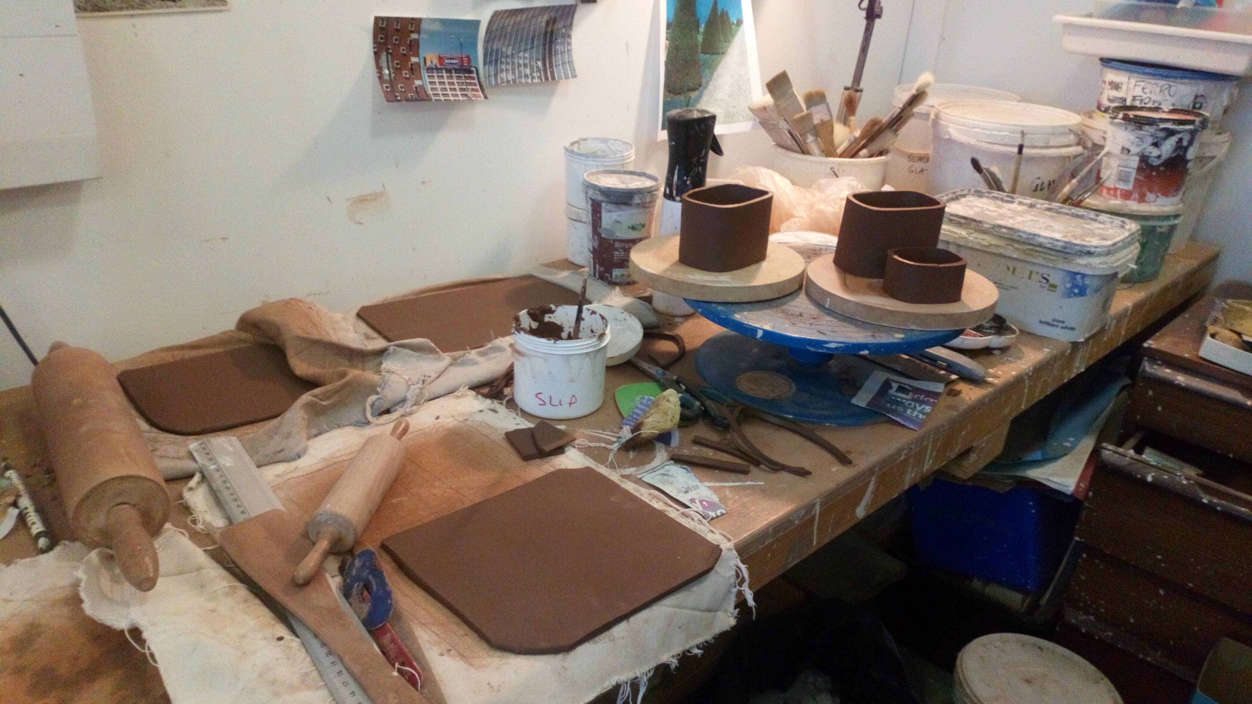 Ceramics: Thursday morning course