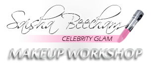 "Saisha Beecham ""Celebrity Glam"" Makeup Workshop II..."