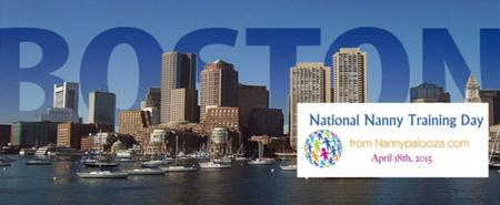 National Nanny Training Day 2015 - Greater Boston &...