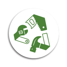 Community Forklift logo