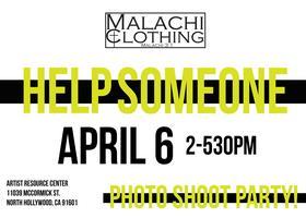 """Help Someone"" Campaign"