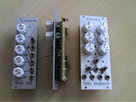 Rebel Technology modular synth workshop