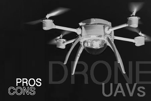 Drones: UAVs - The Pros And Cons In Policing, Security...