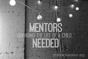 Mentor Training- April