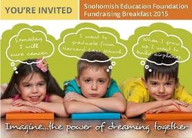 Snohomish Education Foundation Annual Breakfast