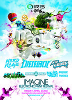 """IMAGINE"" ELECTRONIC PAINT FESTIVAL & Camp Out 