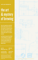 Artlab presents The Art & Mystery of Brewing @ The...