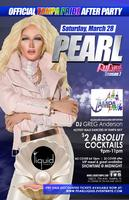 PEARL FROM RPDR 7 PERFORMS LIVE @ LIQUID TAMPA AT THE...
