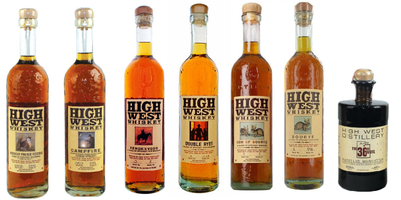 Tasting with High West