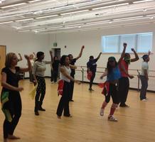 Rebelles Dance Fitness Class - April 21