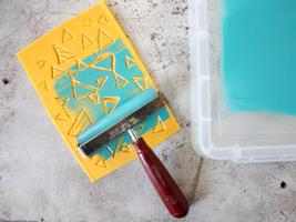 Crinkle: A Print Making Workshop
