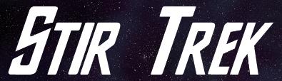 Stir Trek: Darkness Edition