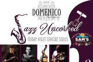 Jazz Uncorked @ Domenico Winery