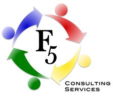 F5 Consulting Services-- Michelle Matthews & Jim Ewing logo