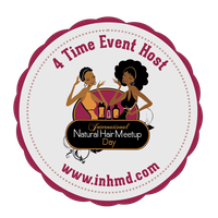 International Natural Hair Meetup Day Presented By Desi...