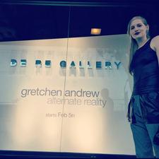 Gretchen (Andrus) Andrew logo