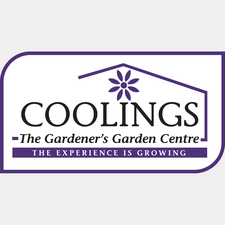 Coolings Garden Centre logo