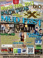 South Texas Spring Break XXX MUD FEST