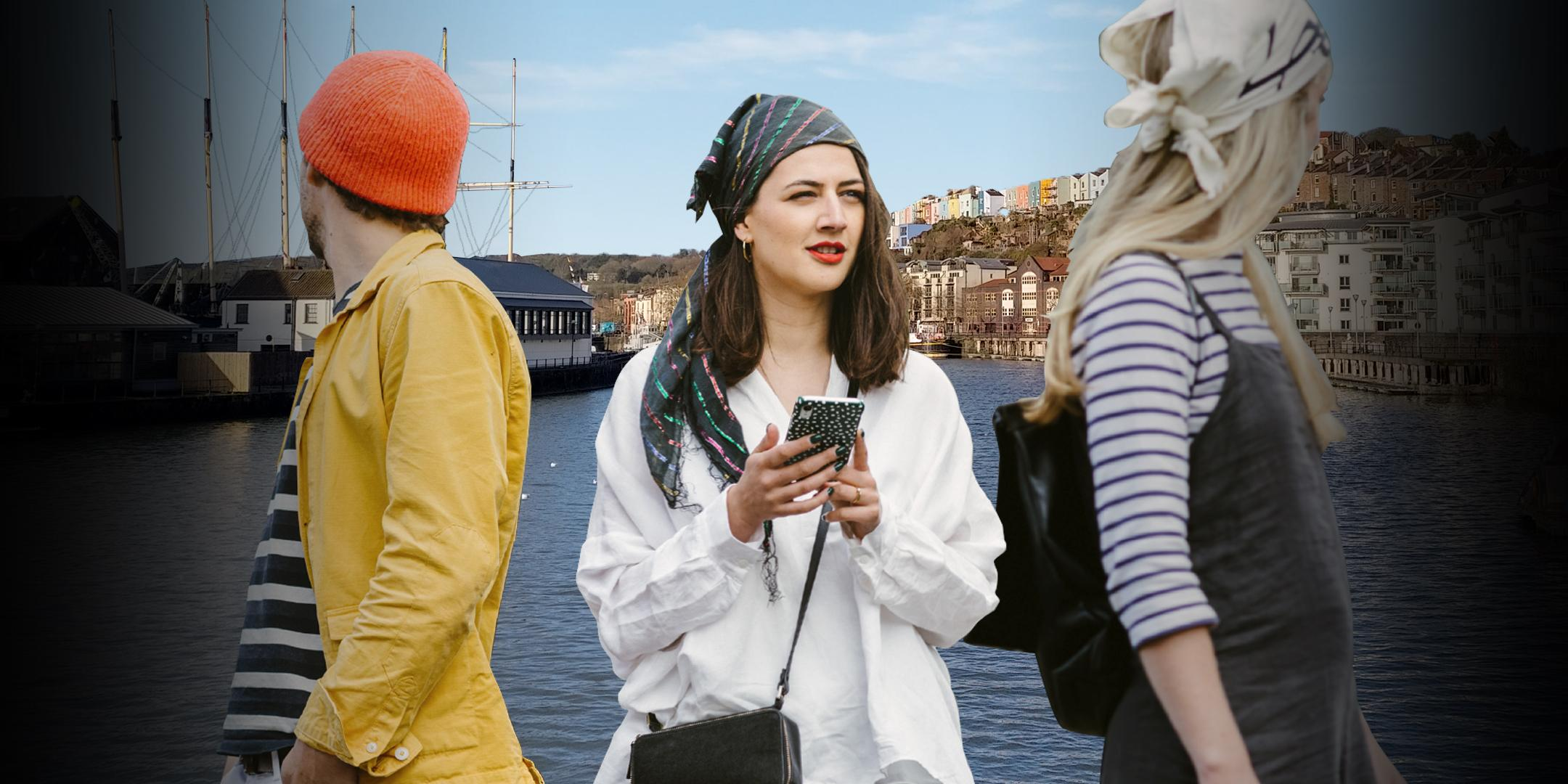 Treasure Hunt Bristol - The Waterside Wander - 1½ - 3 hours