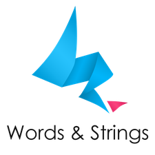 Words & Strings logo